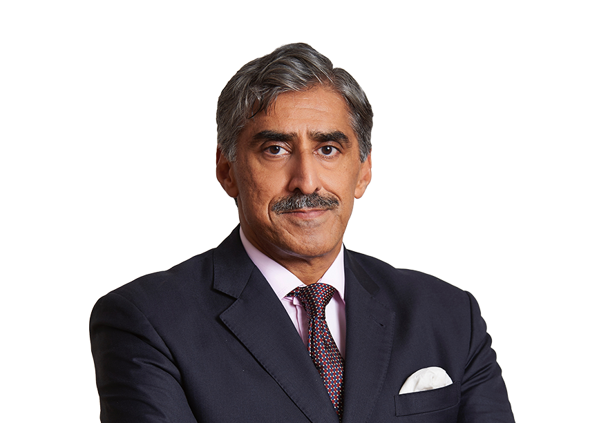 Khawar Qureshi QC